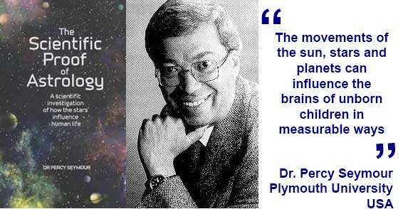The Scientific proof of Astrology - by Dr Percy Seymour, Plymouth University