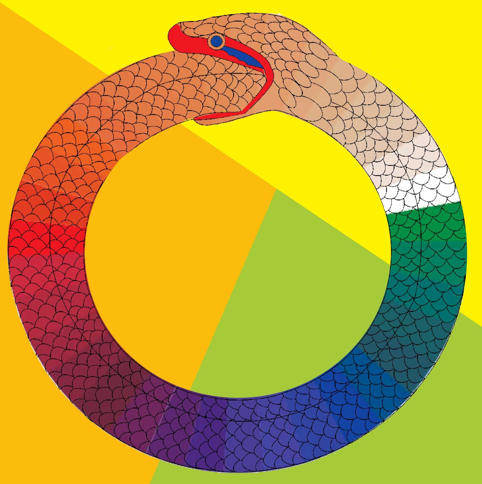 Two Dimensional Design Color Wheel