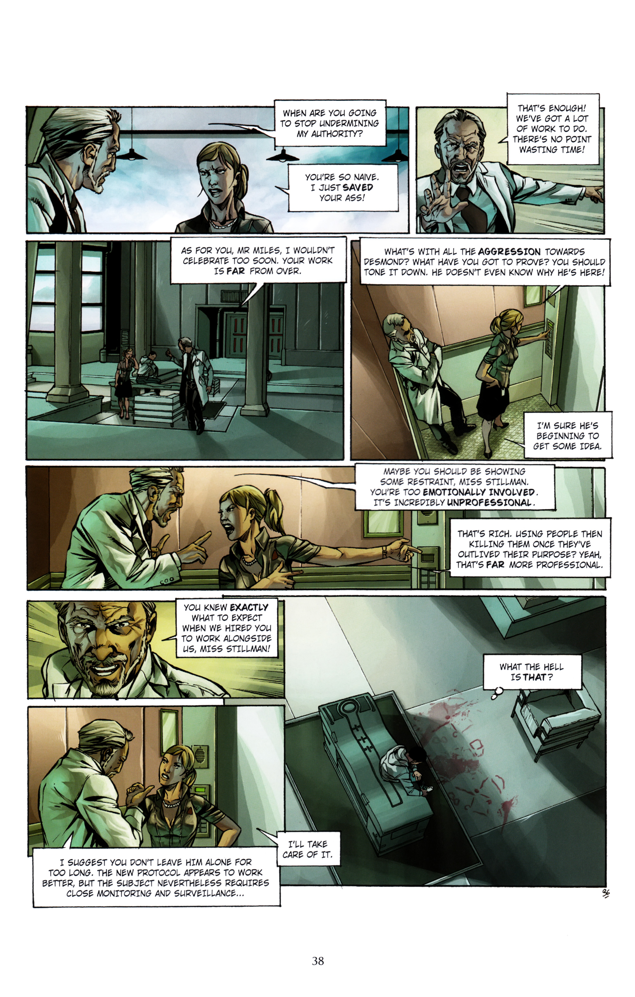 Read online Assassin's Creed (2012) comic -  Issue #1 - 42
