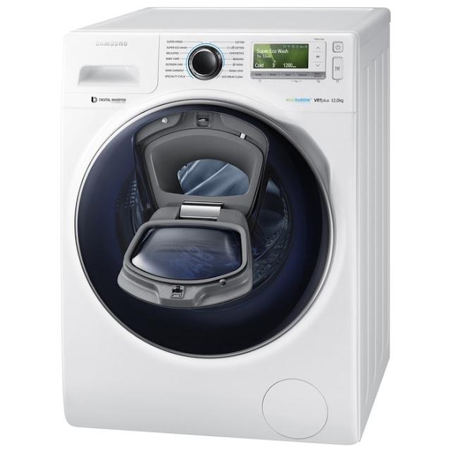 Jual Mesin Cuci Samsung 12 kg Front Loading Bergaransi Resmi
