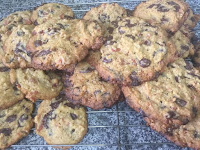 Recipe Decadent Bacon Chocolate Chip Cookies