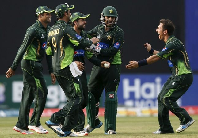 Pakistan vs England 2nd ODI schedule