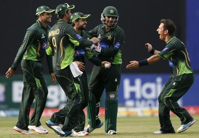 Pakistan vs England 2nd ODI schedule
