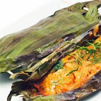 Pepes Tempoyak Ikan Nila