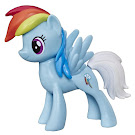 MLP Rainbow Tail Surprise Rainbow Dash Brushable Pony