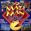 3D Maze Man