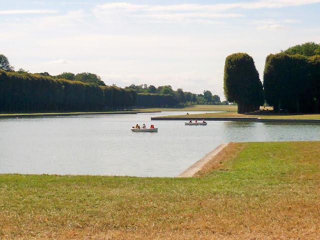 Parc du château de Versailles - la petite Venise