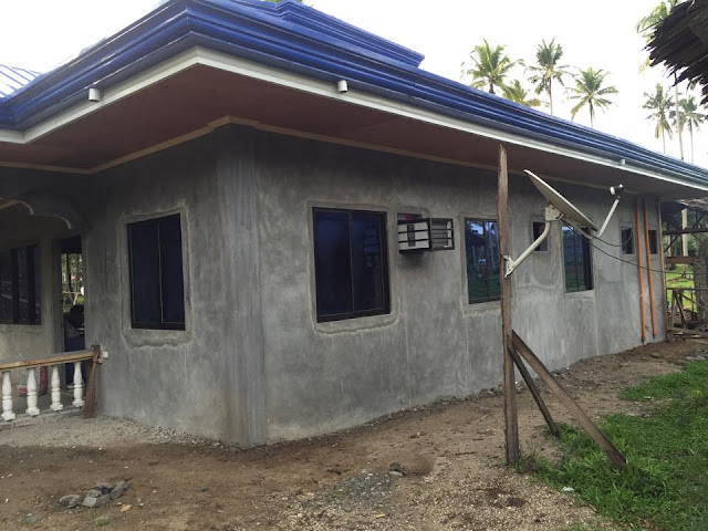 This is what your p1 2m house can look like in the philippines for Window grills design in the philippines