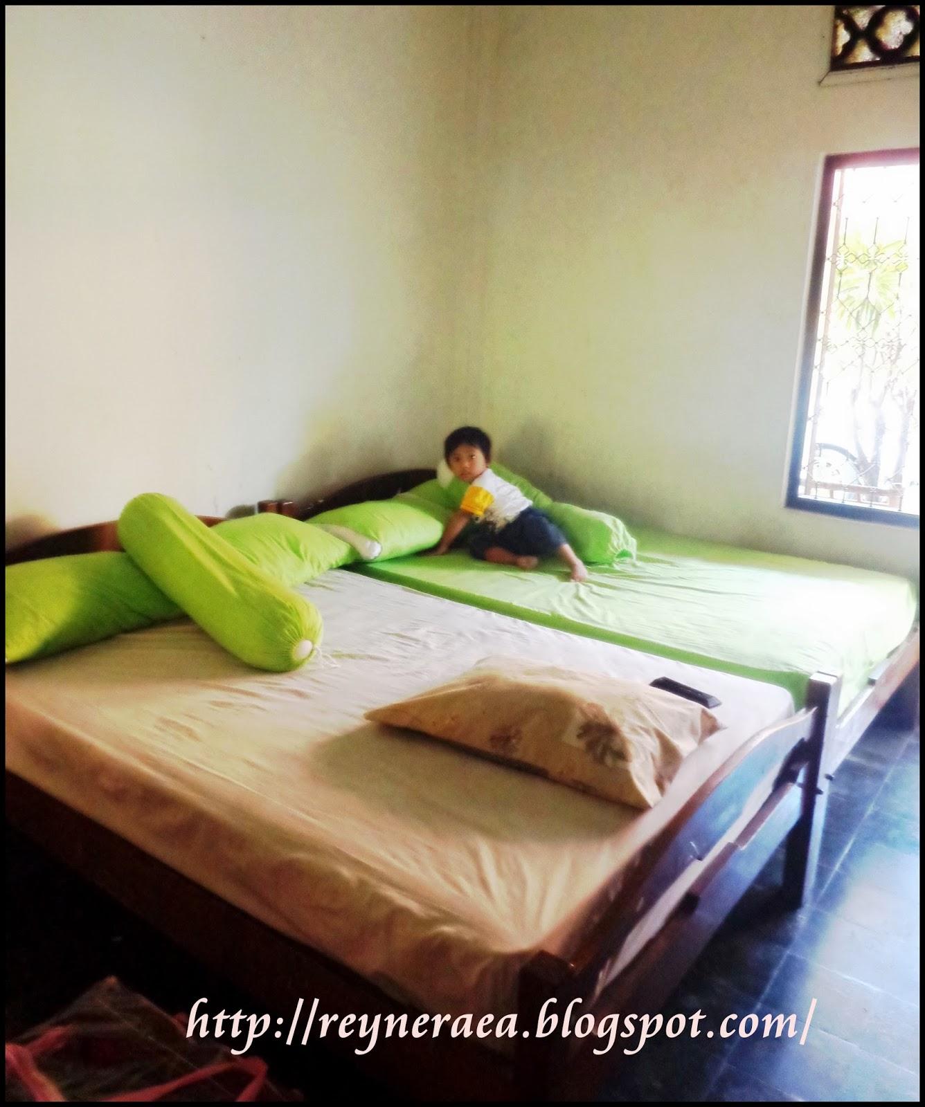 kamar di hotel Melati 2 Denpasar Bali