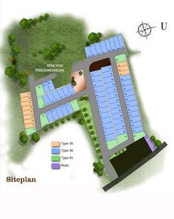 Perumahan Gland Pajajaran Village Banjaran Soreang