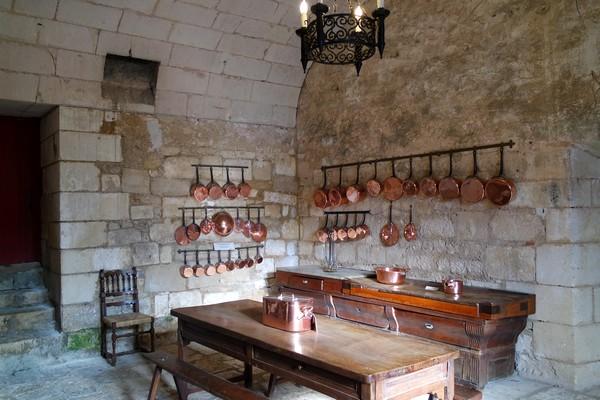 charente château la rochefoucauld cuisine