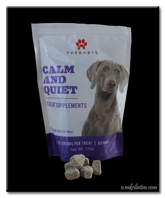 Therabis Calm and Quiet Treat Supplements