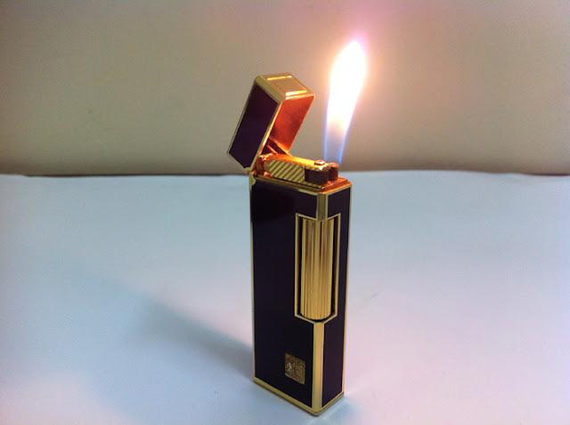 sử dụng lửa từ hộp quẹt, bật lửa