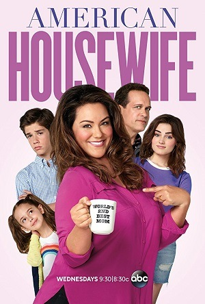 American Housewife - 2ª Temporada Legendada HD Séries Torrent Download capa