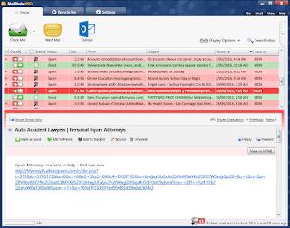 [PC] MailWasher Pro - Chặn nguy cơ nhiễm SPAM, SCAMS & JUNK cho chiếc Pc thân yêu của bạn