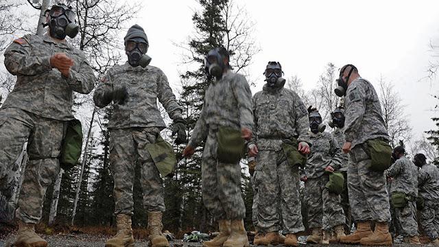 """""""EE.UU. preserva cuidadosamente el tipo de armas de destrucción masiva prohibidas a todos los demás"""""""