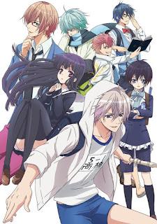 """El próximo 2 de Julio se estrenará el anime """"Hatsukoi Monster"""" de Akira Hiyoshimar"""