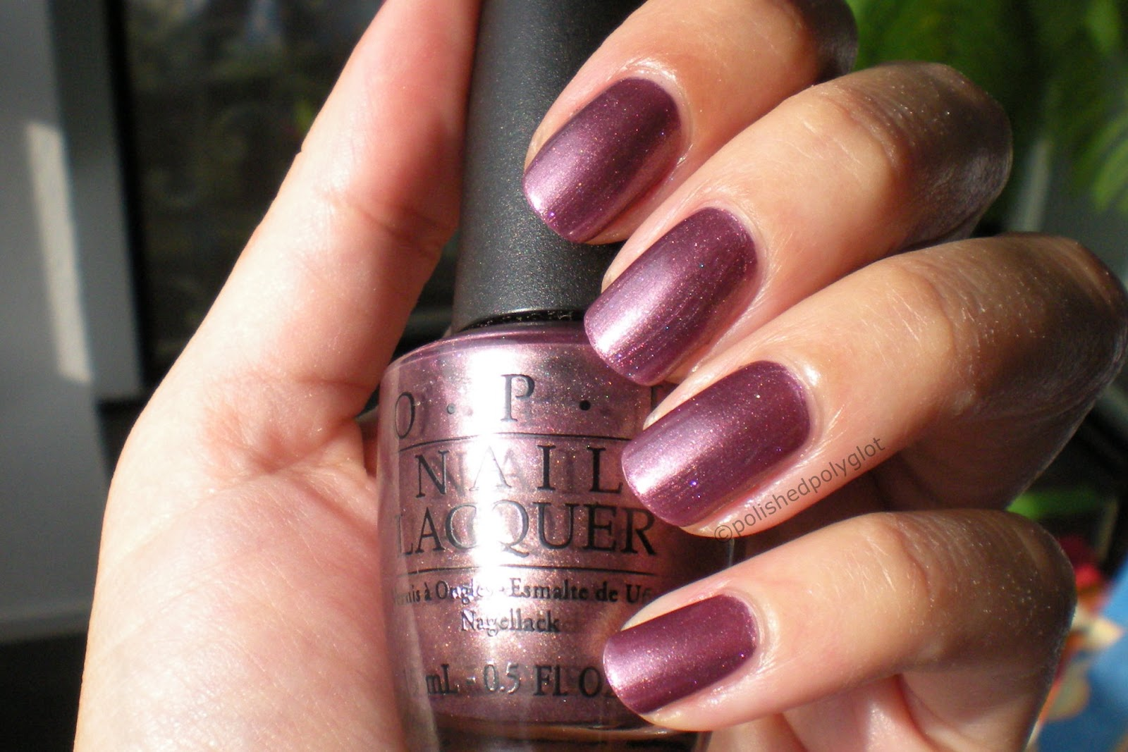 opi nail lacquer meet me star ferry