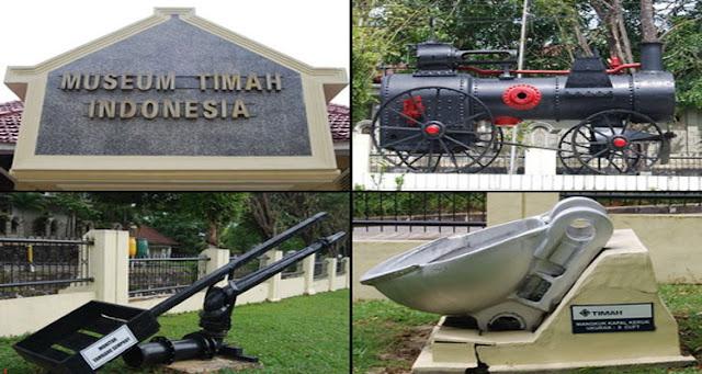 ini pernah dijadikan tempat negosiasi pra Museum Timah Kepulauan Bangka Belitung