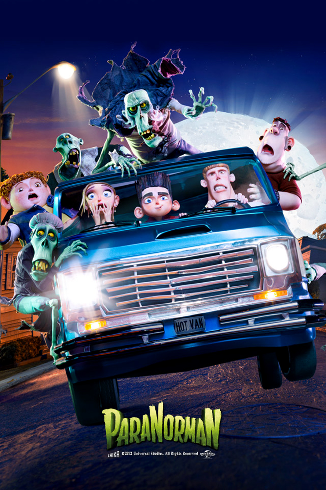 Paranorman Animation Movie Hd Wallpapers Desktop Wallpaper