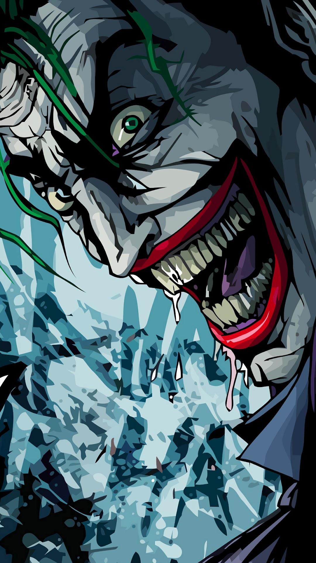 Joker Laughing 4k Wallpaper 59
