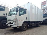 ISUZU NMR 71 Box Besi