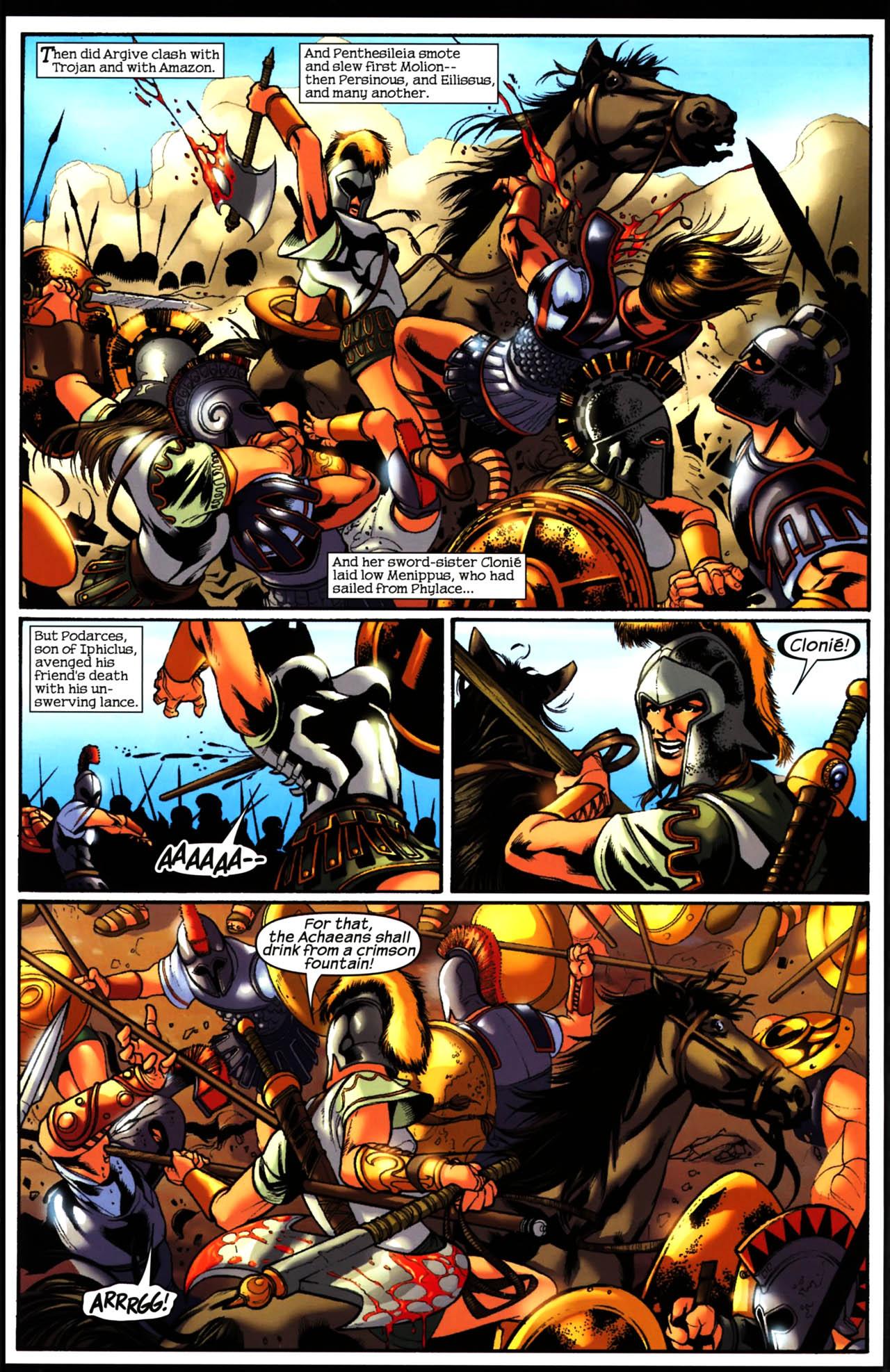Read online Trojan War comic -  Issue #3 - 8