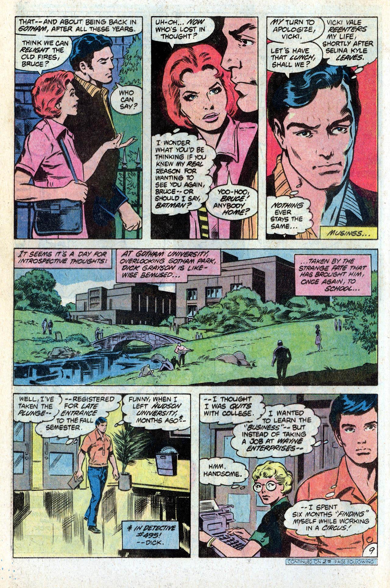 Detective Comics (1937) 511 Page 11