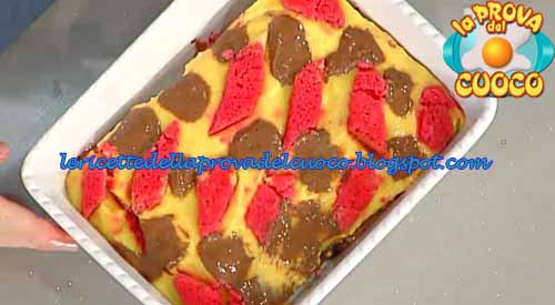 Zuppa inglese ricetta di vanda soleri da la prova del cuoco for Cucinare 8n inglese