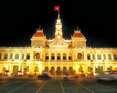 Ho Chi Minh City 9