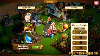 FarmVille 2 Country Escape Event