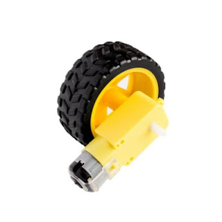 Smart Car Robot Wheel