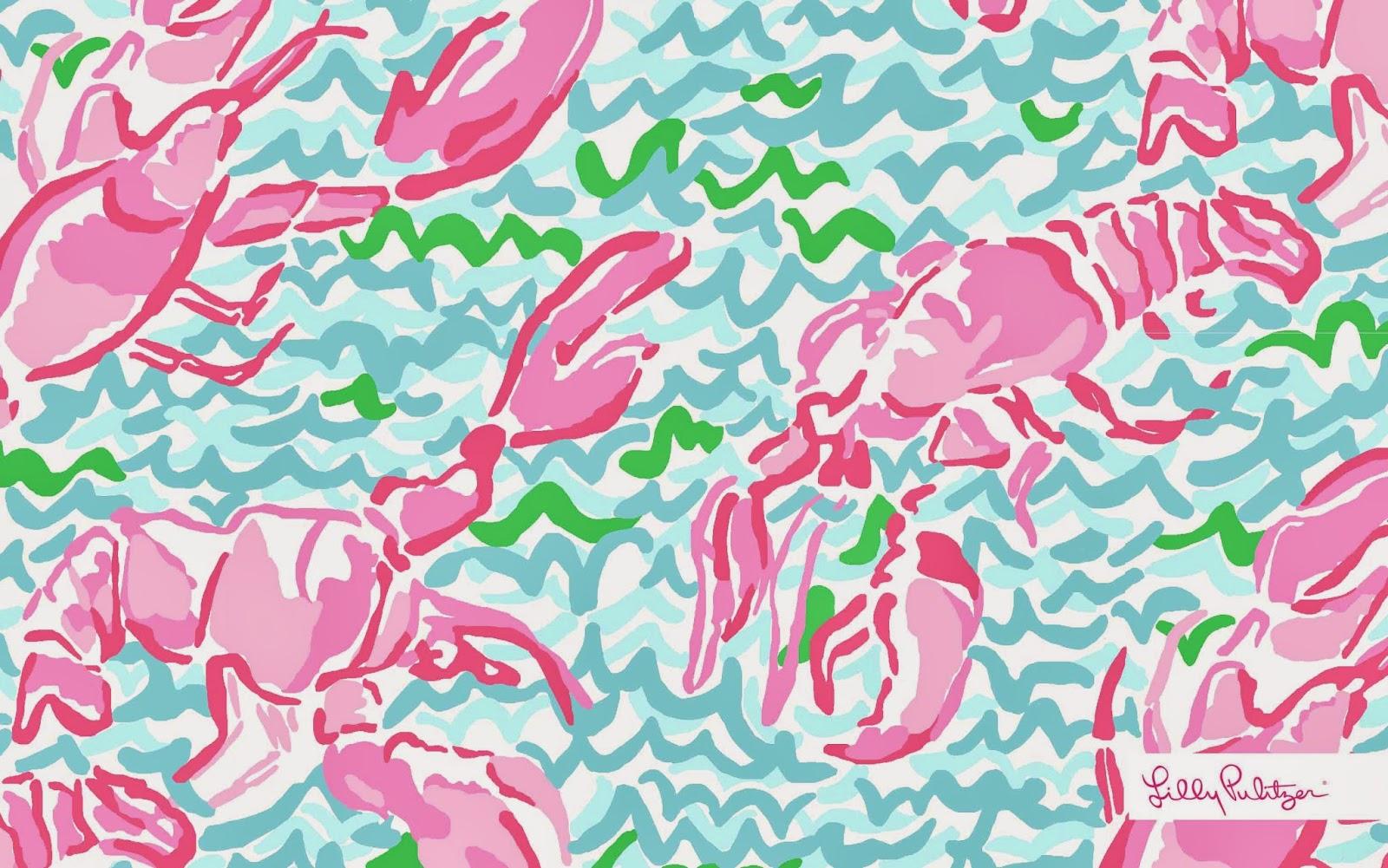 lilly pulitzer wallpaper monogram  CanadianPrep: Lilly Desktop Wallpaper