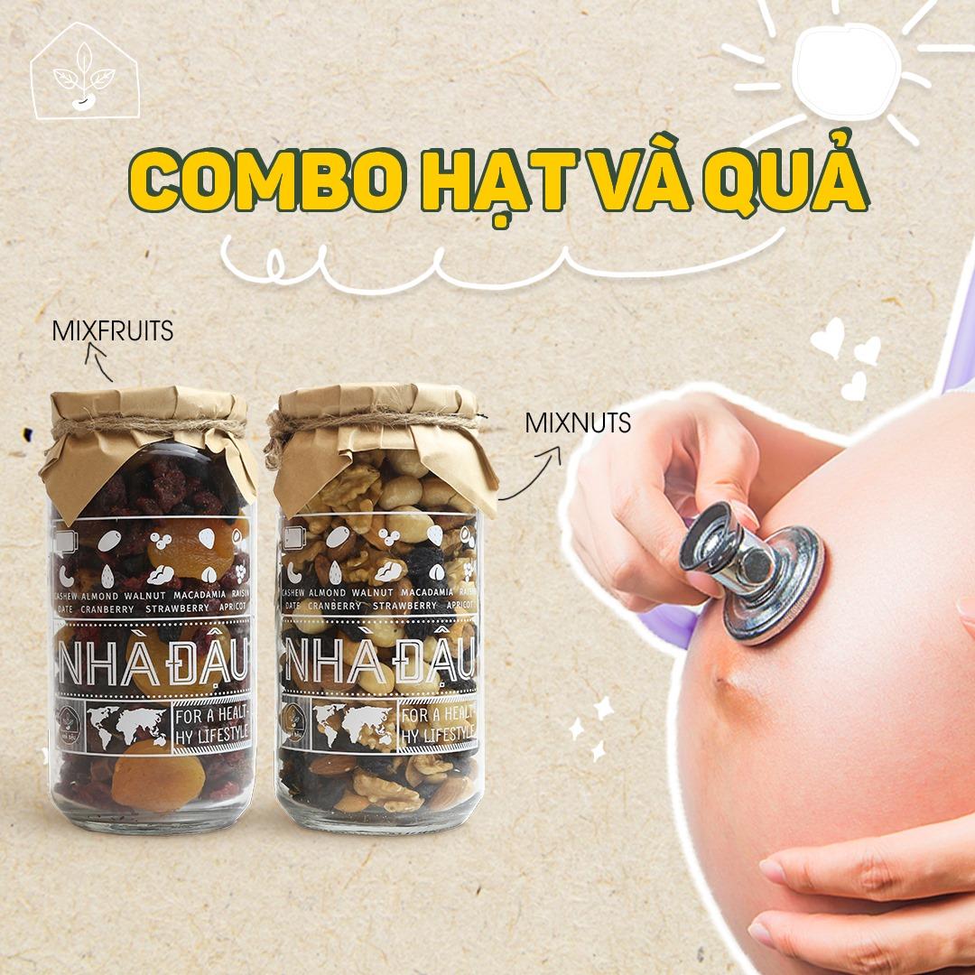 3 tháng đầu thai kỳ: Ăn gì tốt cho cả Mẹ lẫn Con?