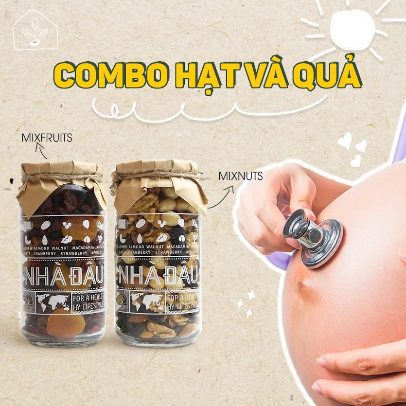 Phụ nữ mới mang thai ăn gì cho Con khoẻ mạnh?