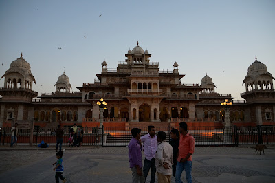 Albert Hall, Jaipur, India