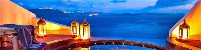 Hotel romantici Santorini Grecia