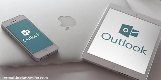Outlook iOS correo electrónico y calendario