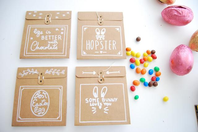 Chocolate para Pascua estilo Hipster