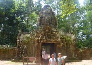 Templos de Angkor, Ta Som.