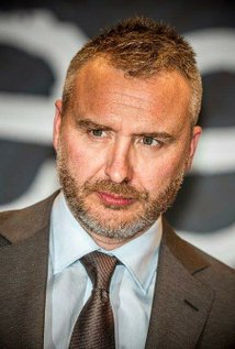 Gerard Johnson. Director of Hyena