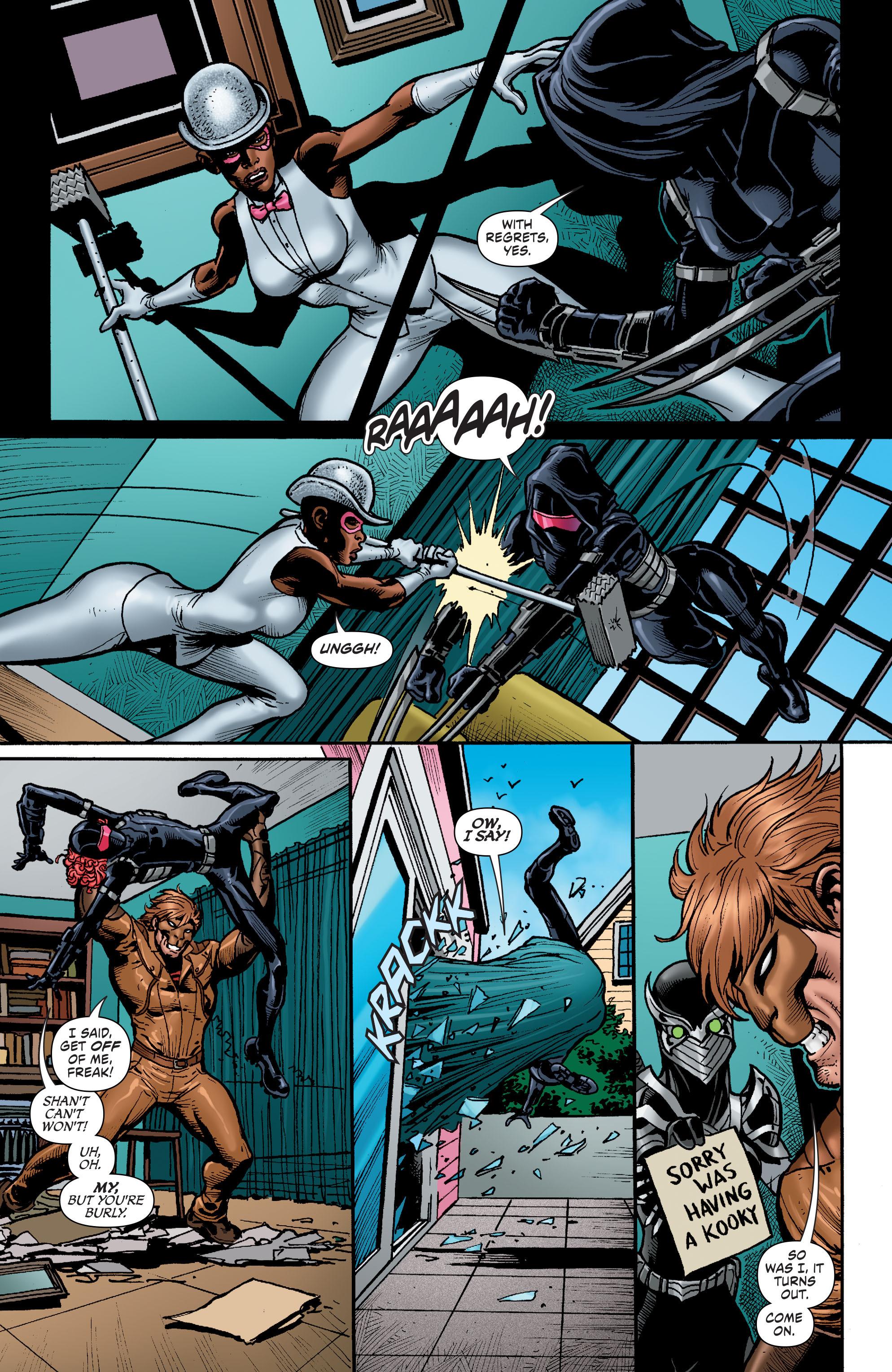 Read online Secret Six (2015) comic -  Issue #4 - 18