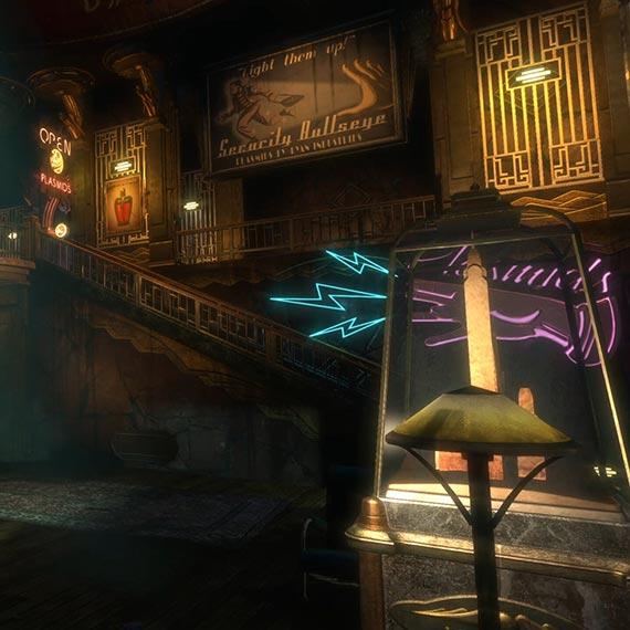 Bioshock 3 Wallpaper Engine