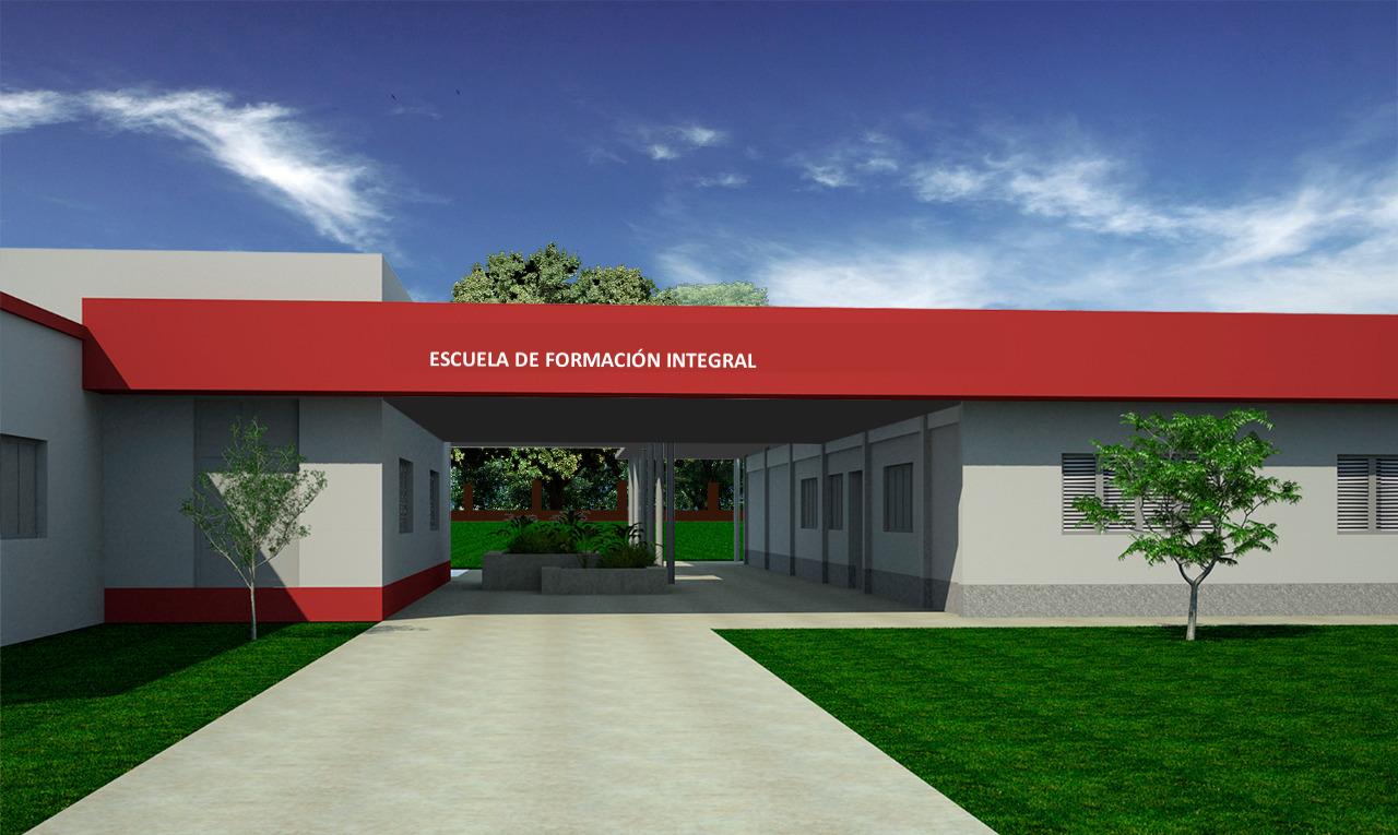 Una nueva estructura para seguir creciendo: Escuela de Formación Integral