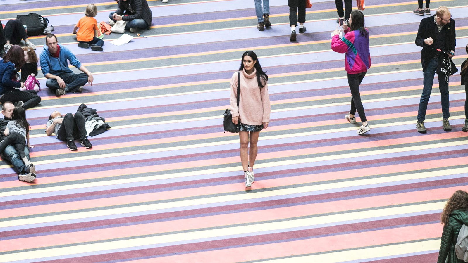 Fashion Blogger Reena Rai discusses the importance of representation for British Asian women