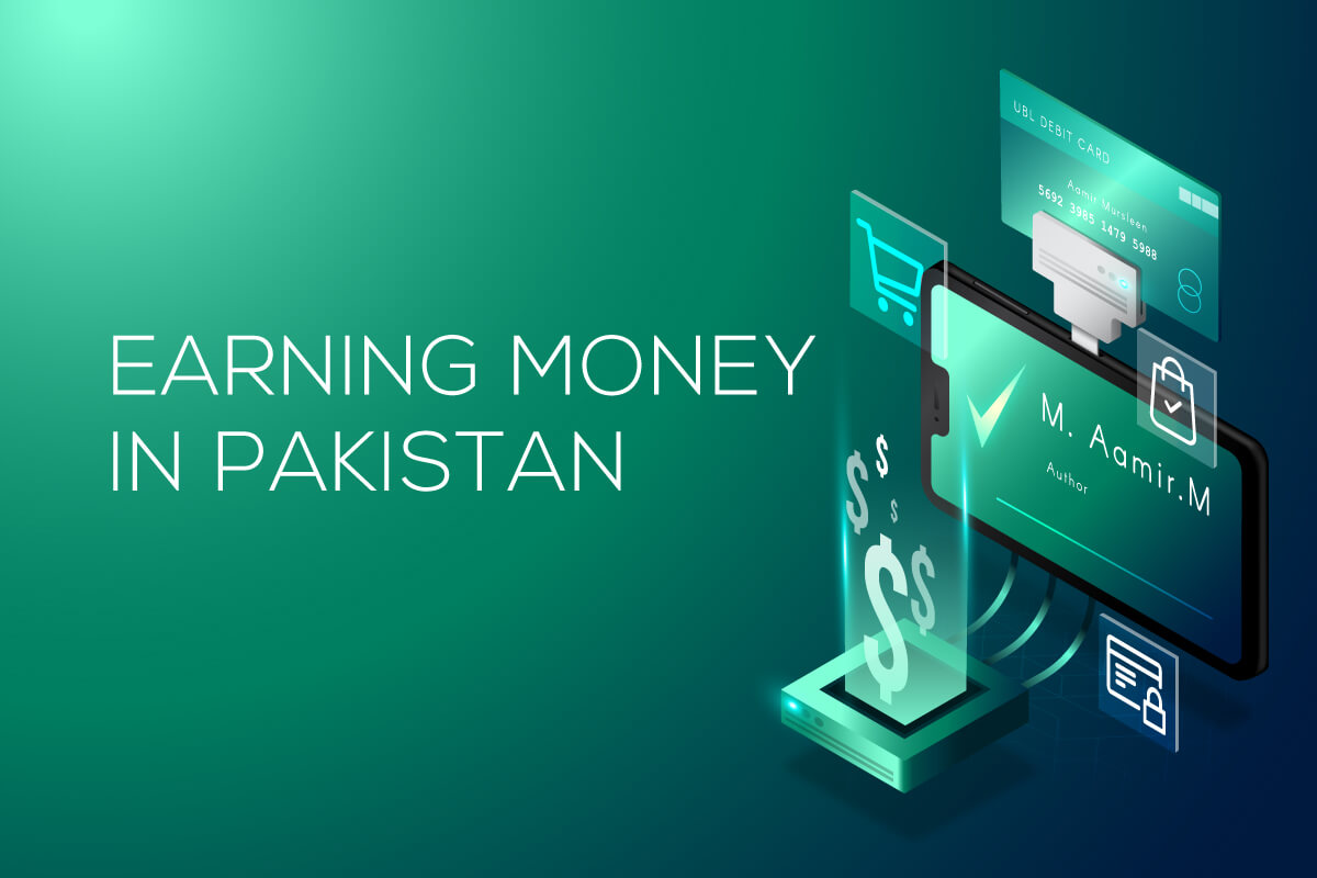 How to Earn Money Online in Pakistan (Not a Rich Scheme
