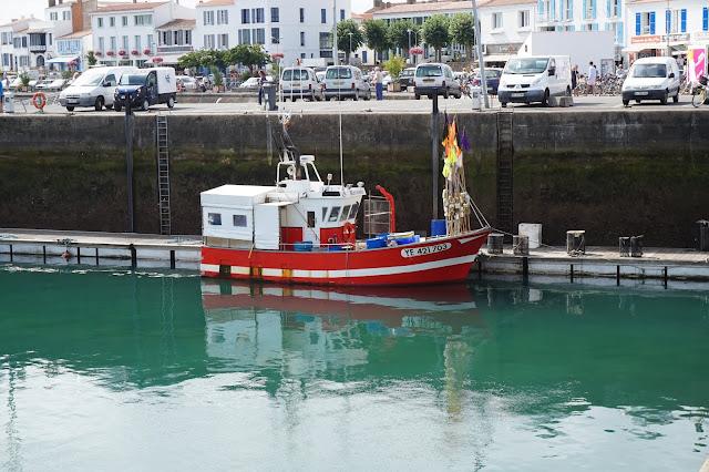 port joinville, bateau, ile d'yeu, bullelodie