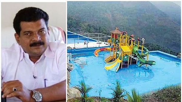 Kerala, News, Malappuram, High Court, Dam, MLA, Lok Sabha, Water, Amusement Park, Boats, District Collector, Draining the water from illegal check dam of pv anver's uncle