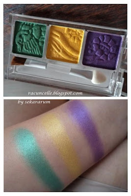 Detil Warna dan Swatch Di Tangan