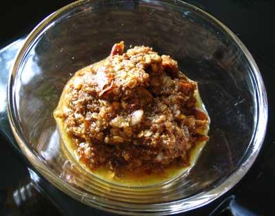 Homemade Harissa
